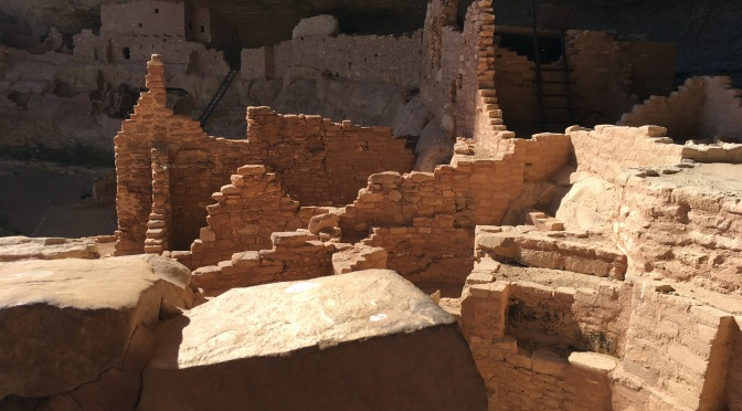 Mesa Verde – Palaces of the ancients