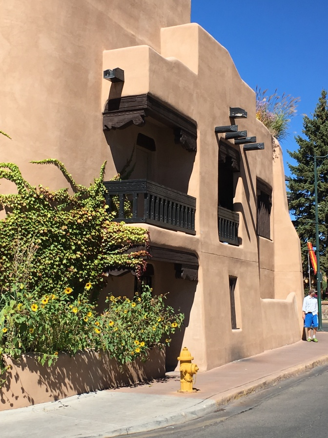 Santa Fe – the city different