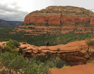 sedona-on-devils-bridge