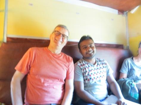 Ken and Aman