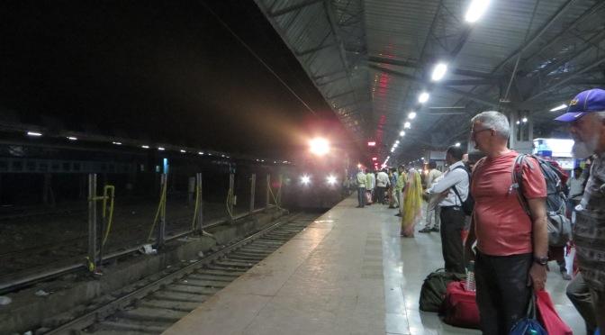 NIGHT TRAIN TO VARANASI