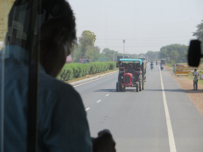 Driving on Indian Highways