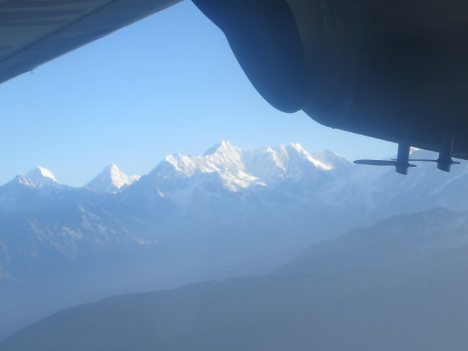 Off to Lukla