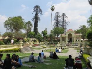 Garden of Dreams, Kathmandu