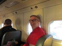 Ken onboard