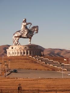 C Khaan Statue