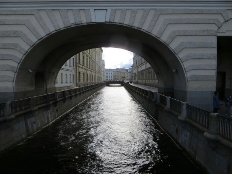 Canal Saint Petersburg
