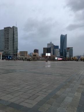 Chinggis Khaan Square UB