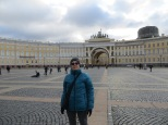 Palace Square and General Staff Building
