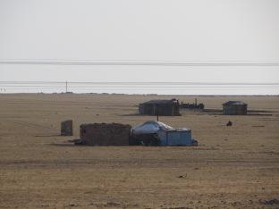 Mongolia Gobi Gers
