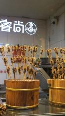 Edible Scorpions Beijing