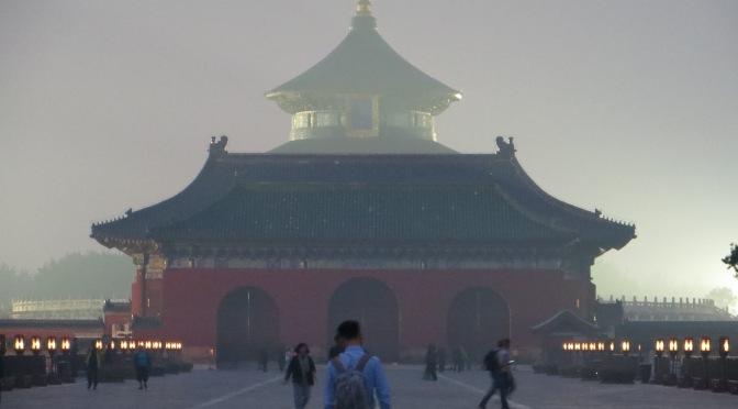 Farewell Beijing