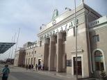 UB Train Station