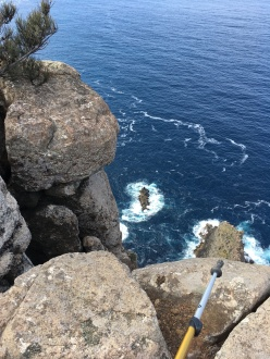 Cape Pillar - Day 3