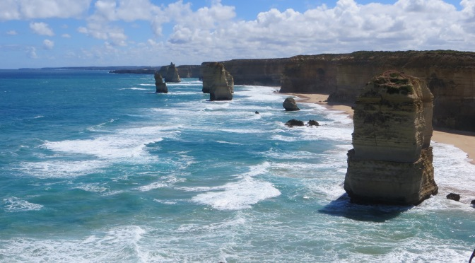 Pilgrimage to the 12 Apostles