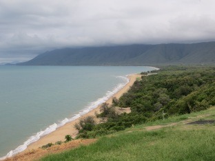 Coast north of Cairns