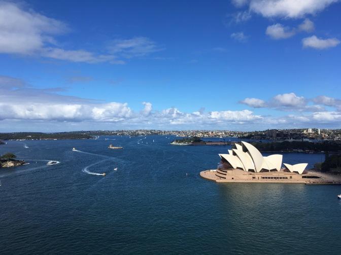 Modern Melbourne and Spectacular Sydney