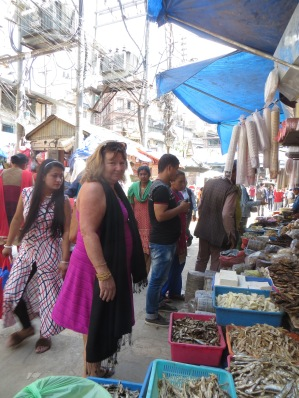 Lili-Didi shopping, Ason Market