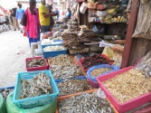 More dried fish, Ason Market