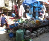 Dried fish, Ason Market