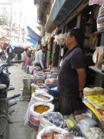 Spice merchant, Ason Market