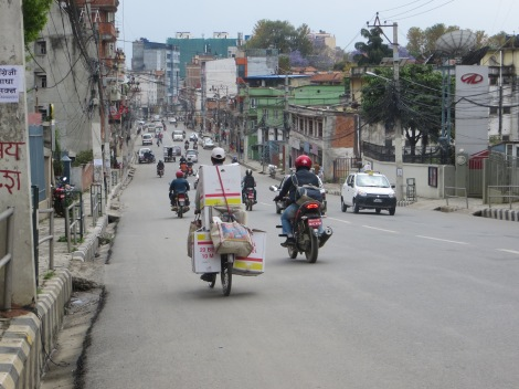 Lazimpat Road