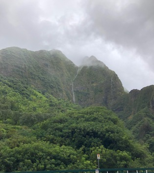 Iao Valley, Maui - photo Ken