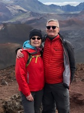 At Haleakala
