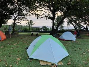 Tent Waianapanapa