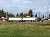 Grain transporter